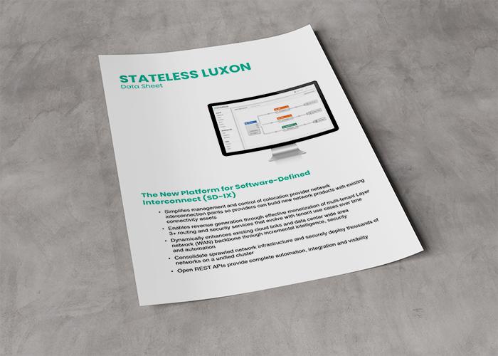 Luxon Data Sheet